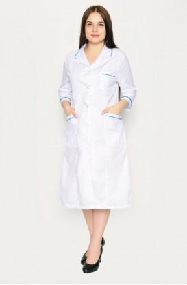 Халат медицинский женский Арт. МТ-1